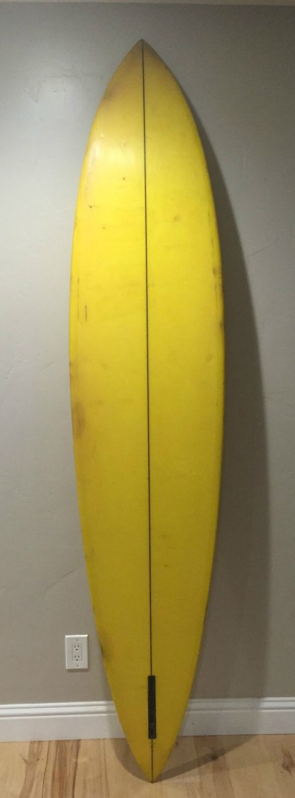 Creative Freedom John Bradbury Double Logo Single-Fin1
